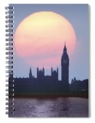 Westminster Hour Spiral Notebook