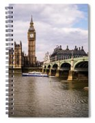 Westminster Pano Color Spiral Notebook