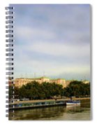 Westminster Panorama Spiral Notebook