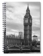 Westminster Panorama Spiral Notebook