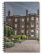 Weston Park House Spiral Notebook