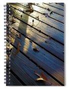 Wet Deck Spiral Notebook