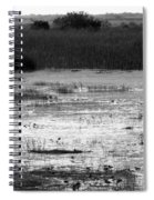 Wet Landscape Spiral Notebook
