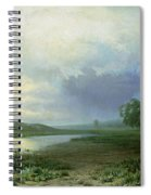 Wet Meadow Spiral Notebook
