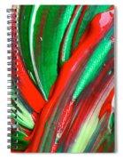 Wet Paint 63 Spiral Notebook