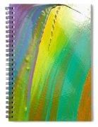 Wet Paint 7 Spiral Notebook