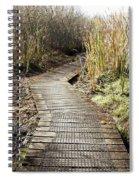 Wetland Walk Spiral Notebook