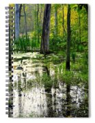 Wetlands Spiral Notebook