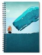 Whale Spiral Notebook