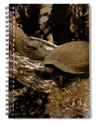 What A Crock - Featured In Wildlife Group Spiral Notebook