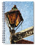 What A Party Sketch Spiral Notebook