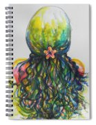 What Lies Ahead Series...tangled Up Spiral Notebook