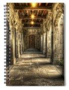 What Lies Beyond Spiral Notebook