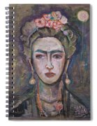 What. Love For Frida 2013 Spiral Notebook