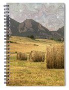 What The Hay Spiral Notebook