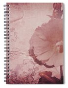 What You Really Love - Vintage Art Spiral Notebook