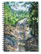 What's Around The Bend? Spiral Notebook