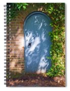 What's Behind The Gate? 3 Spiral Notebook