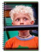 What's Going On Over There? Spiral Notebook
