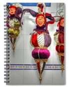 What's In Your Bathroom Spiral Notebook