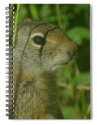 Whats Up Dude Spiral Notebook