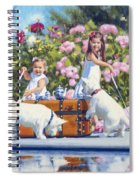 Whats Your Cup Of Tea Spiral Notebook