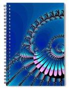 Wheel Of Fortune Spiral Notebook