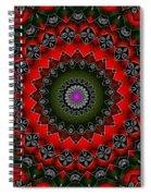 Wheel Of Live Spiral Notebook