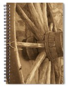 Wheel Of Time II Spiral Notebook
