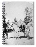 Wheeler Ecpedition, 1871 Spiral Notebook