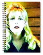 When All The World Seems To Sleep Spiral Notebook