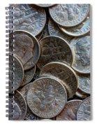 When Dimes Were Made Of Silver Spiral Notebook