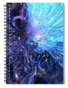 When Faith And Grace Collide Spiral Notebook