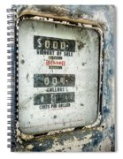 When Gas Made Cents Spiral Notebook