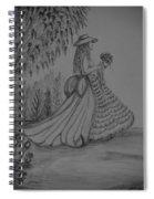 When I Am Alone Spiral Notebook