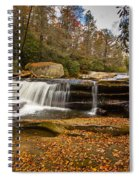When Leaves Have Fallen Spiral Notebook