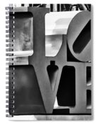 When Love Comes To Town Spiral Notebook