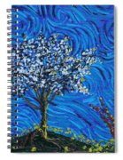 When Squiggles Swim Spiral Notebook
