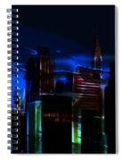 When The City Sleeps Spiral Notebook