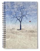 When The Last Leaf Falls... Spiral Notebook