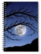 When The Moon Hits Your Eye Spiral Notebook