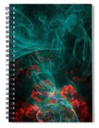When The Smoke Clears They Bloom Spiral Notebook