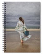 When The Wind Blows Away My Dreams Spiral Notebook