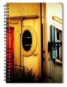 When Time Does Not Count Anymore Spiral Notebook