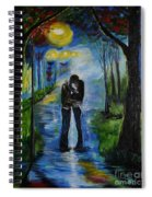 When We Fell In Love Spiral Notebook