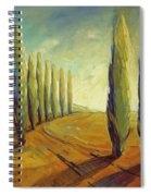 Where Evening Begins 1 Spiral Notebook