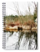 Where Gnomes Dwell Spiral Notebook