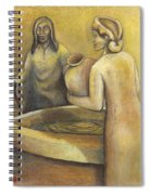 'where Grace Finds You' Spiral Notebook