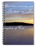 Where Is The Love? Spiral Notebook