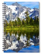 Where Is Up And Where Is Down Spiral Notebook